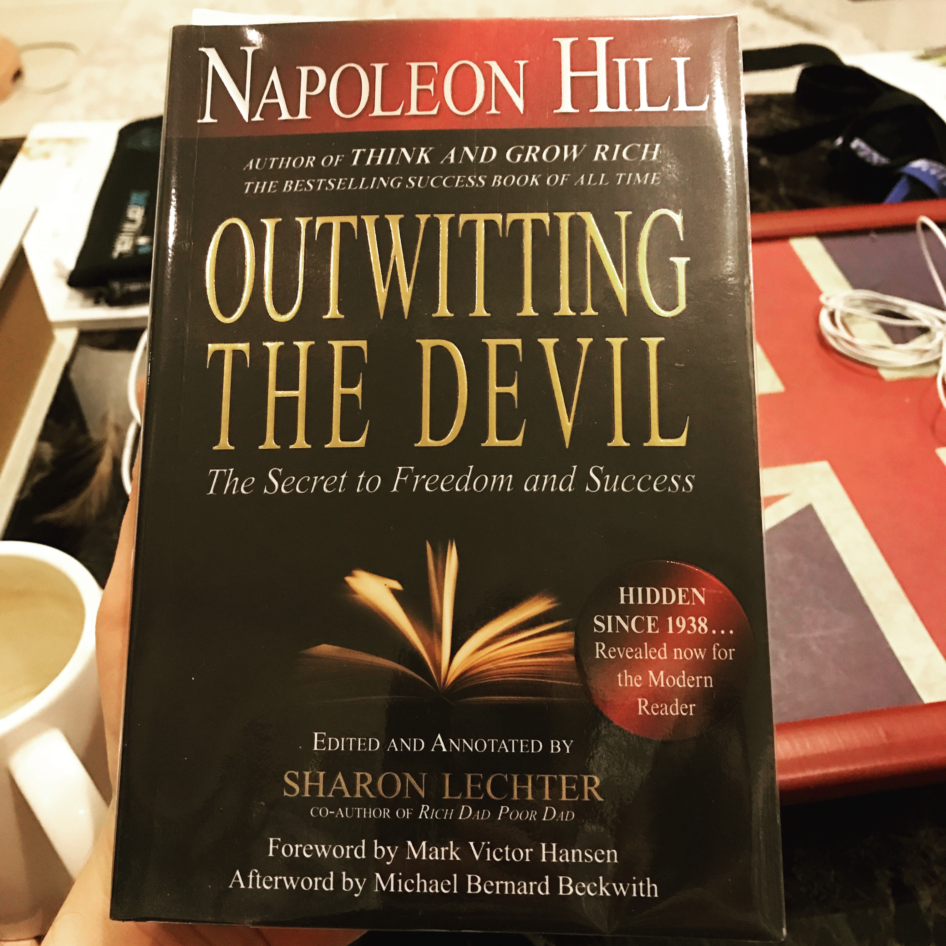 Outwitting The Devil Quotes Fair Outwitting The Devil Napolean Hill's Suggestions For Teachers