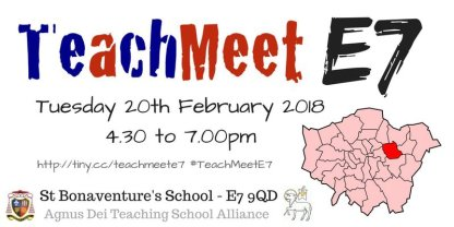 E7 TEACHMEET