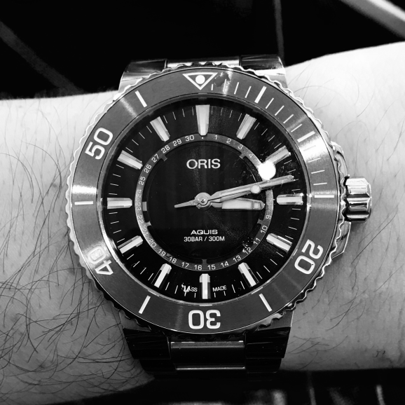 Oris Richard James Rogers